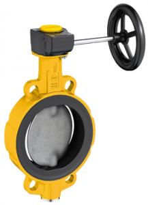Z011-A_Gas_Weichdichtende_ Zwischenbauklappe_für_Gas_resilient seated_valve_for_gas