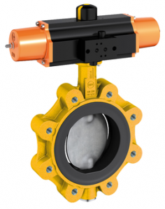 Z014-A_Weichdichtende_Anflanschklappe_fue_Gas_lug_type_butterfly_valve_for_gas